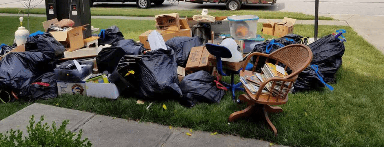 вывоз мусора минск