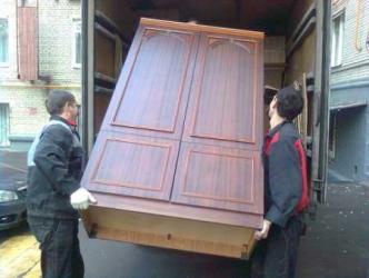 шкаф перевозка
